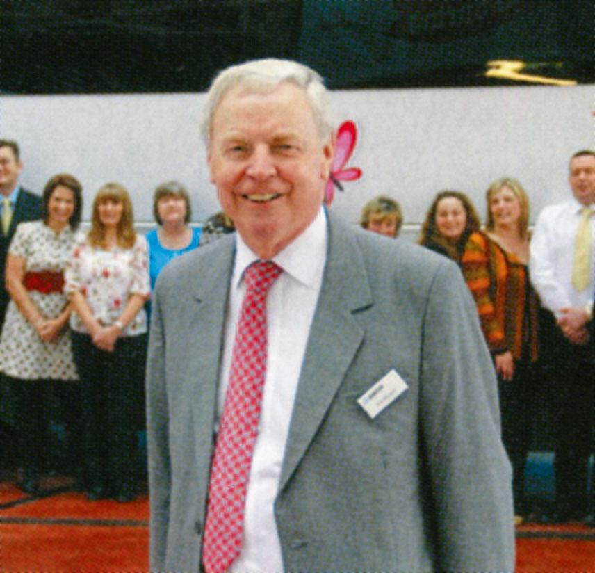 Robert 'Bob' McLeod, 1950 – 2019