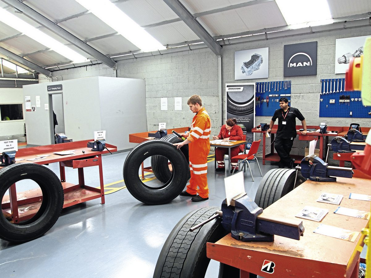 IRTE Skills Challenge returns