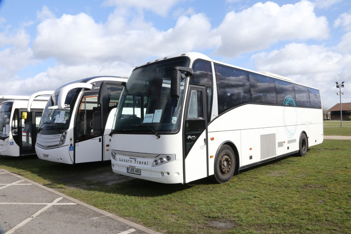 Volvo Berkhof - John Hill Coach Sales