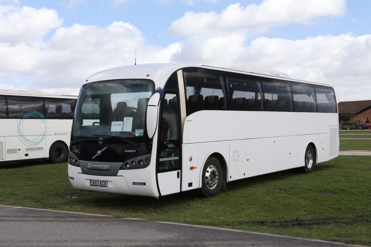 Volvo Sunsundegui Sideral 1 - John Hill Coach Sales