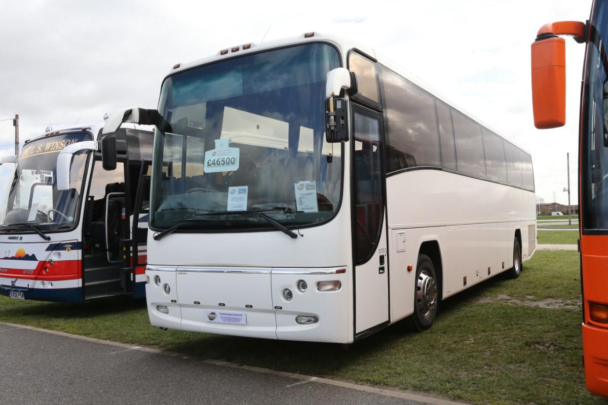 Iveco Plaxton Paragon - Paramount Coach Sales