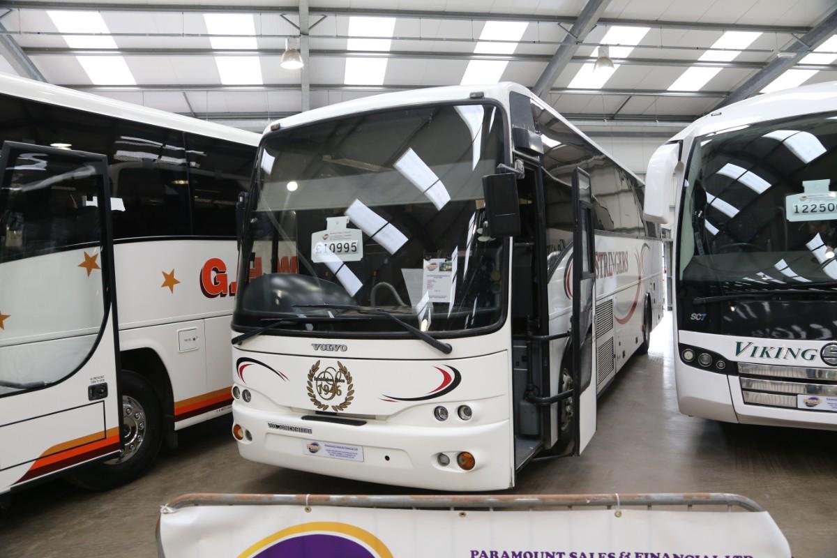 Volvo B10M Jonckheere - Paramount Coach Sales