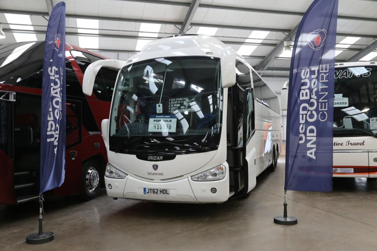 Scania Irizar PB - Scania Bus & Coach