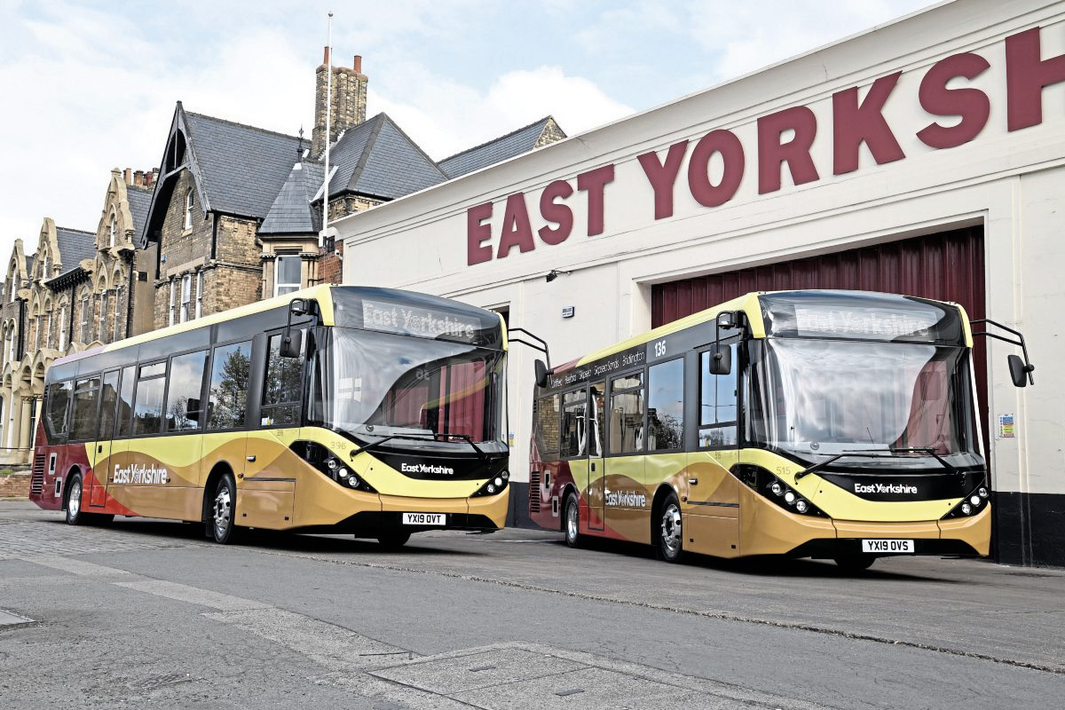 East Yorkshire supports rural buses