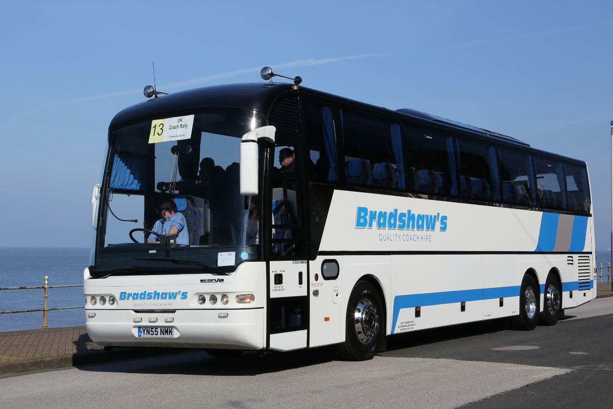 Neoplan Euroliner - Bradshaws