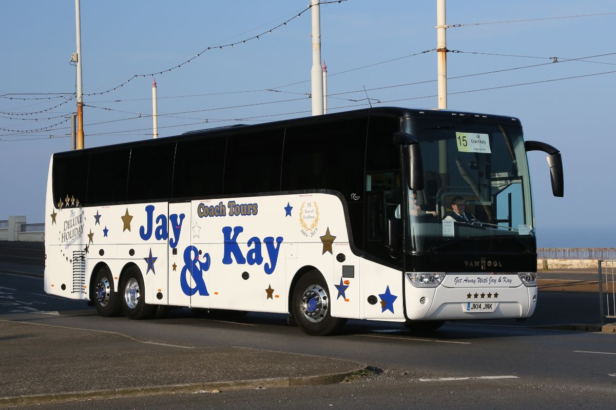 Van Hool TX16 Acron - Jay & Kay
