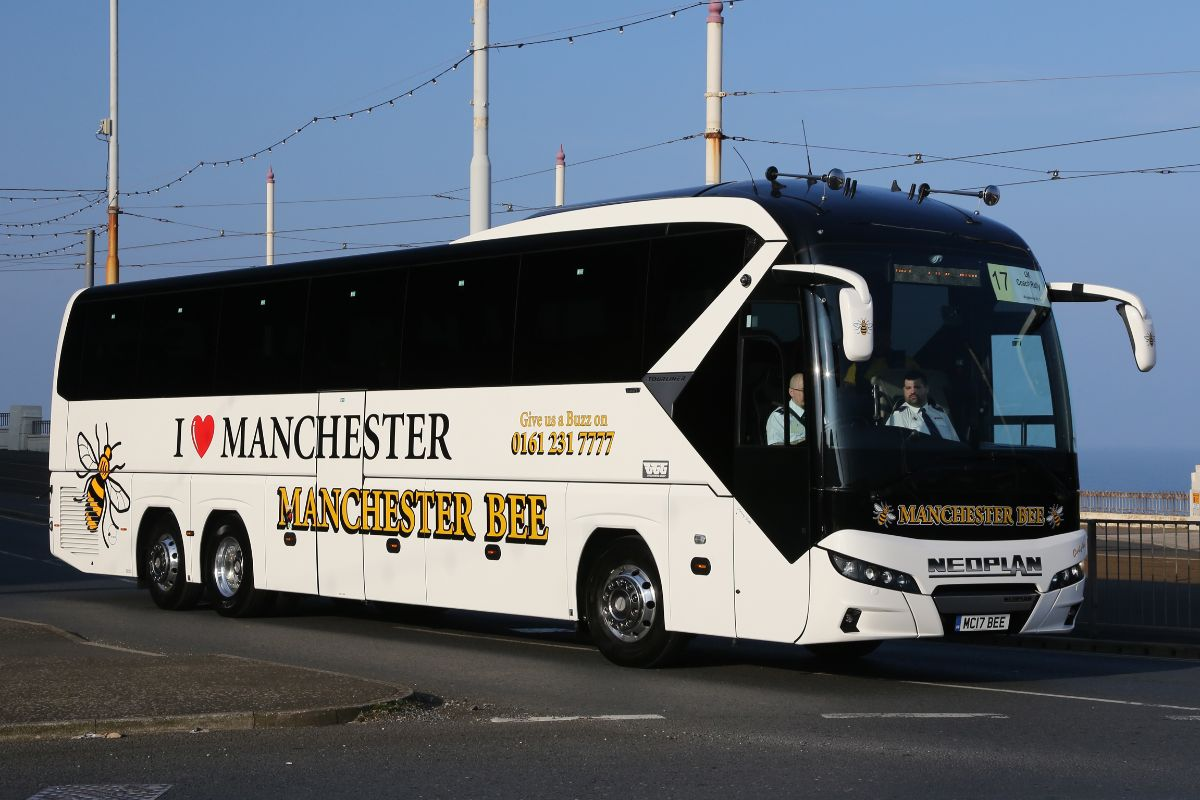 Neoplan Tourliner - Go Goodwins Manchester Bee