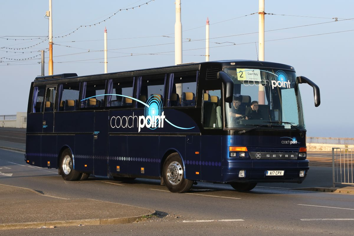 Setra S250 Special - Coachpoint