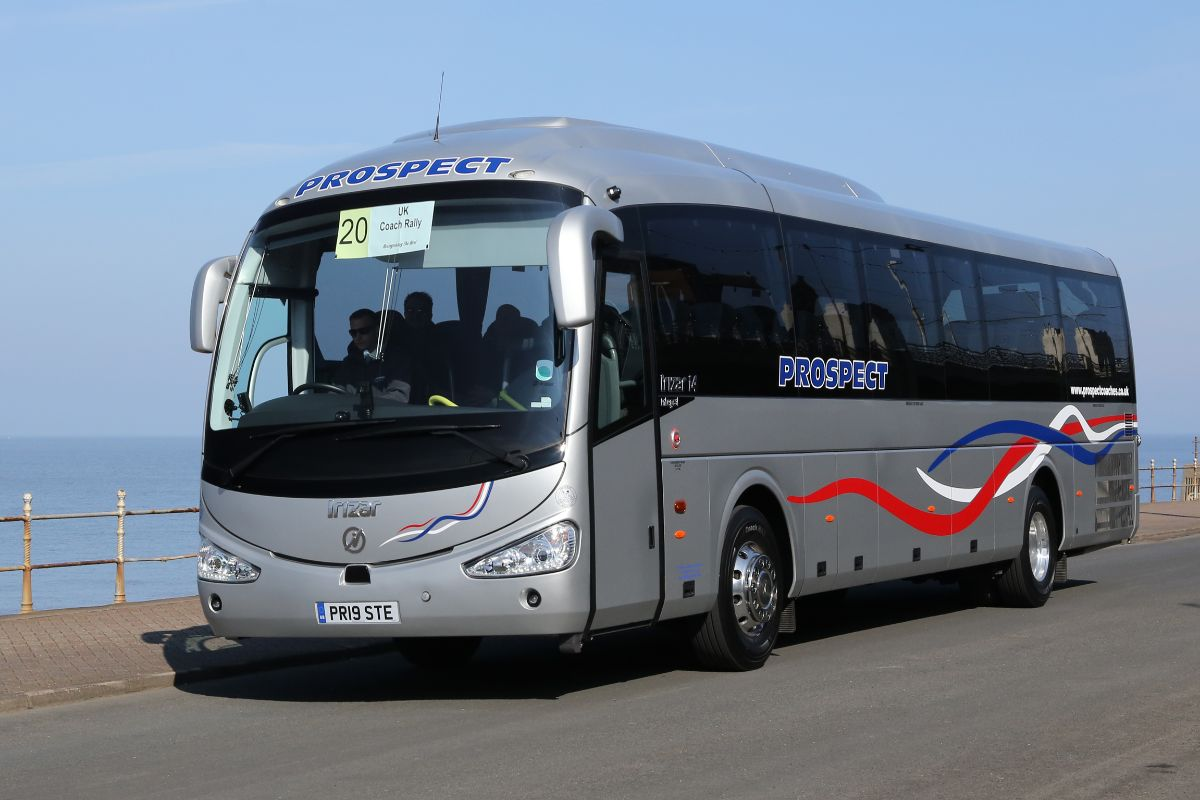 Irizar i4 - Prospect Coaches