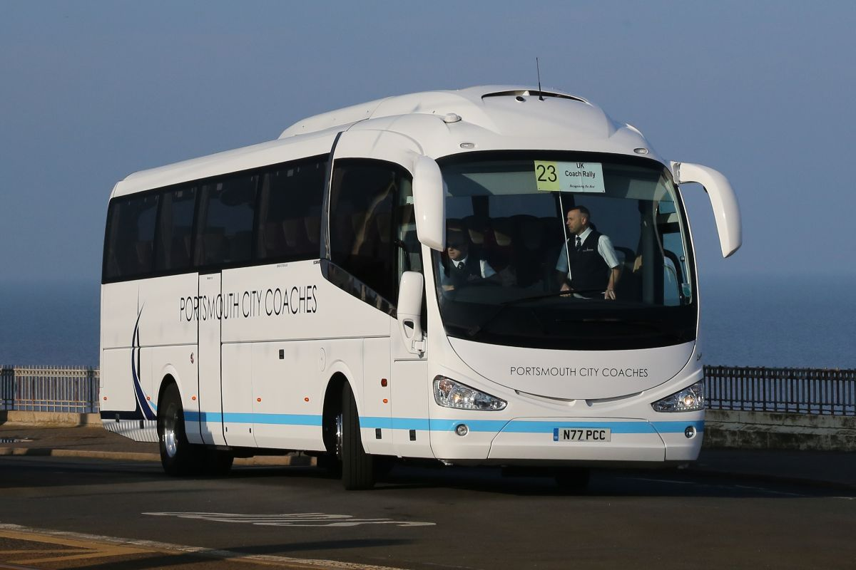 Scania Irizar i6 - Portsmouth City Coaches