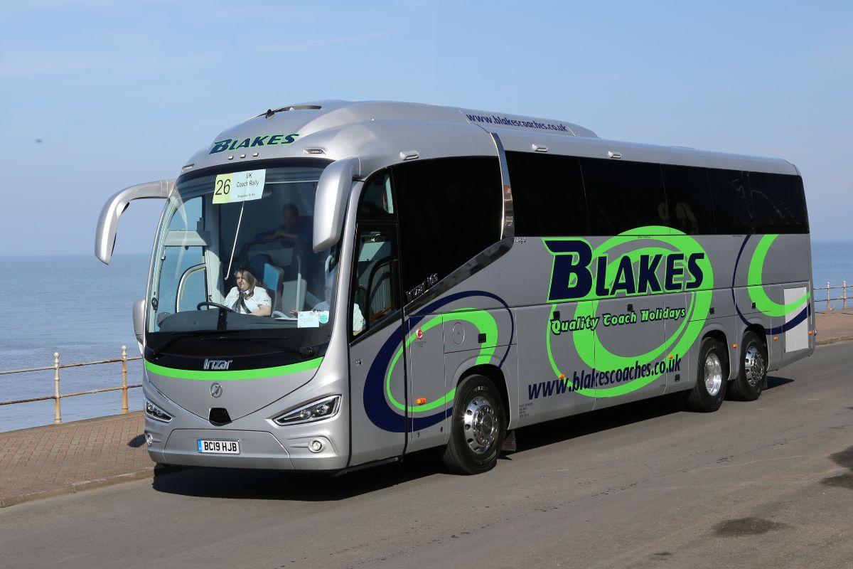 Irizar i6s - Blakes