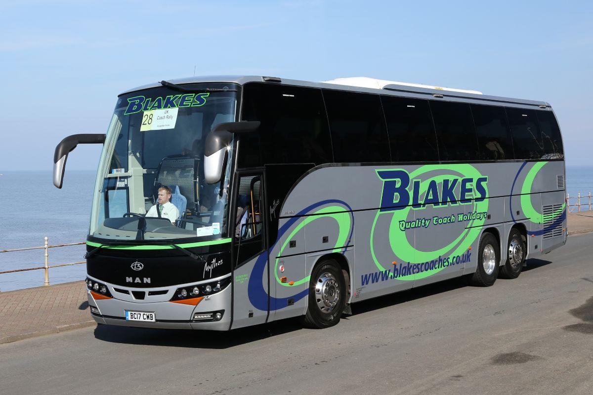 MAN Beulas Mythos - Blakes