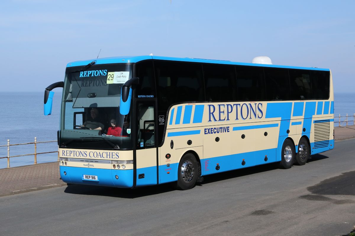 Volvo T916 Astron - Reptons