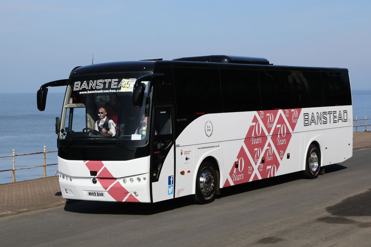 Temsa HD12 RHD - Banstead Coaches