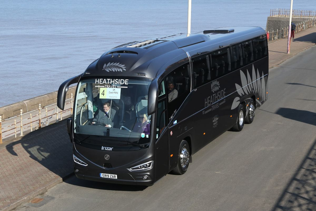 Irizar i6S - Heathside Travel