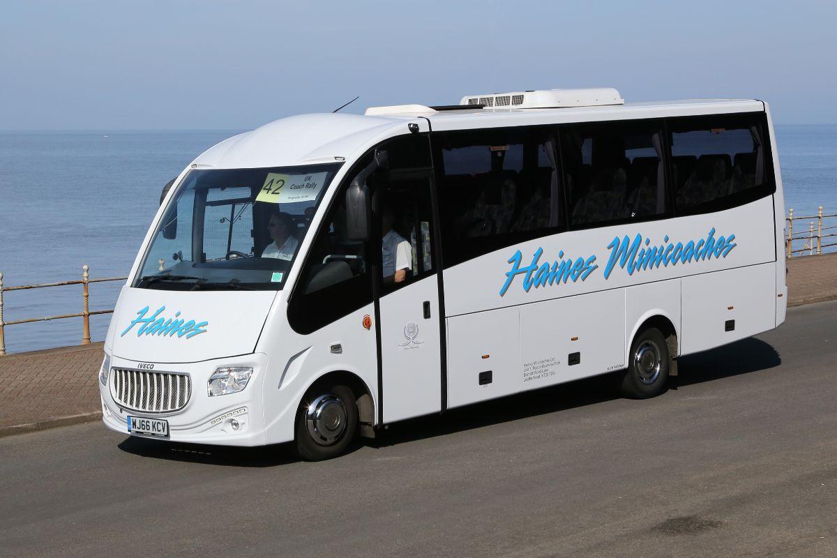 Iveco Sitcar - Haines Minicoaches