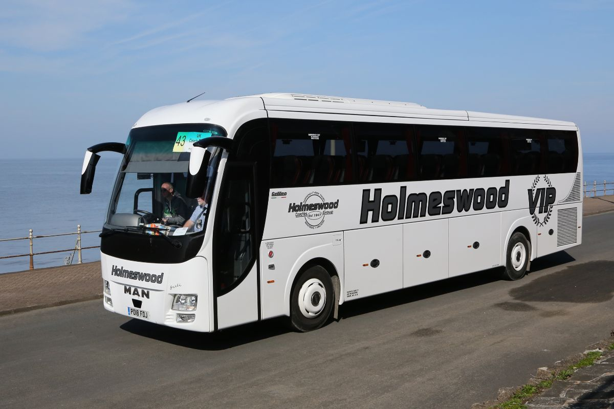 MAN Barbi Galileo - Holmeswood Coaches