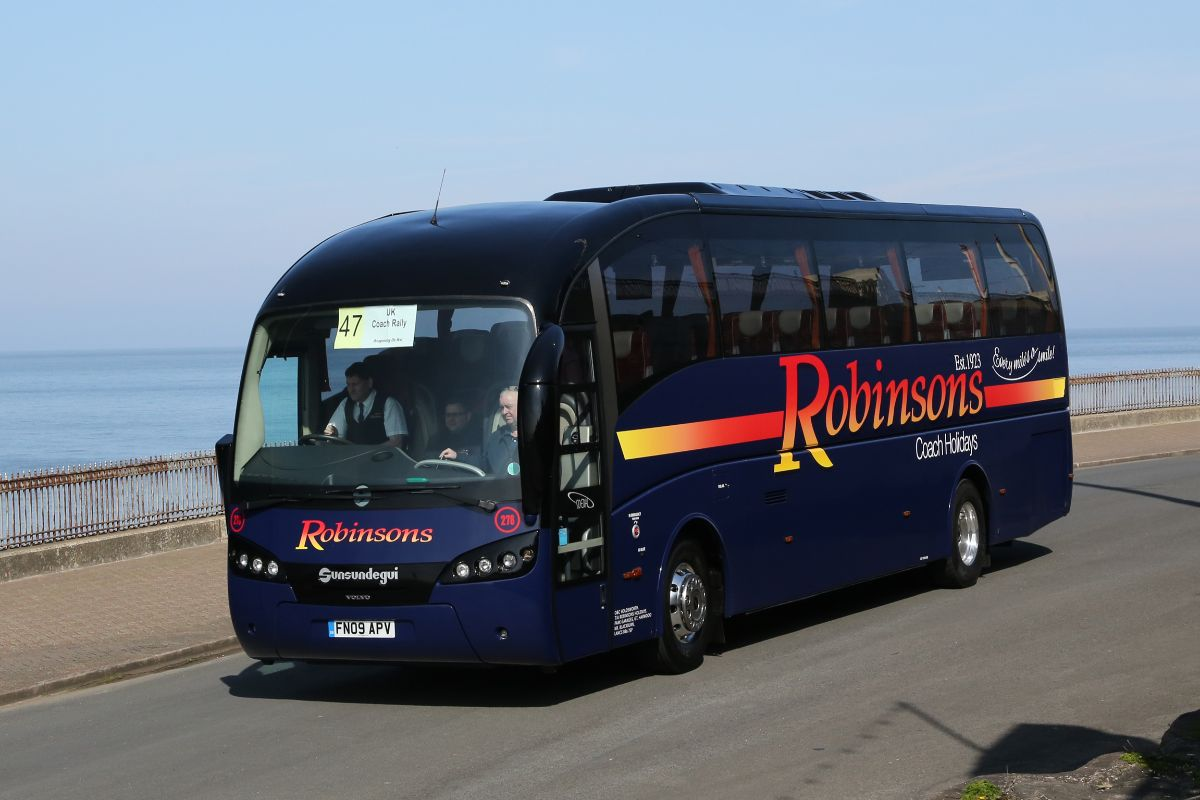 Volvo B9R Sunsundegui - Robinsons