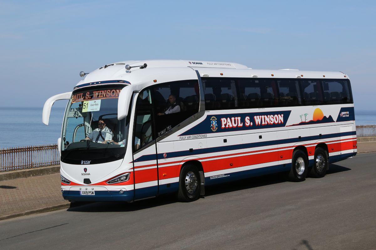 Irizar i6S - Paul S Winson