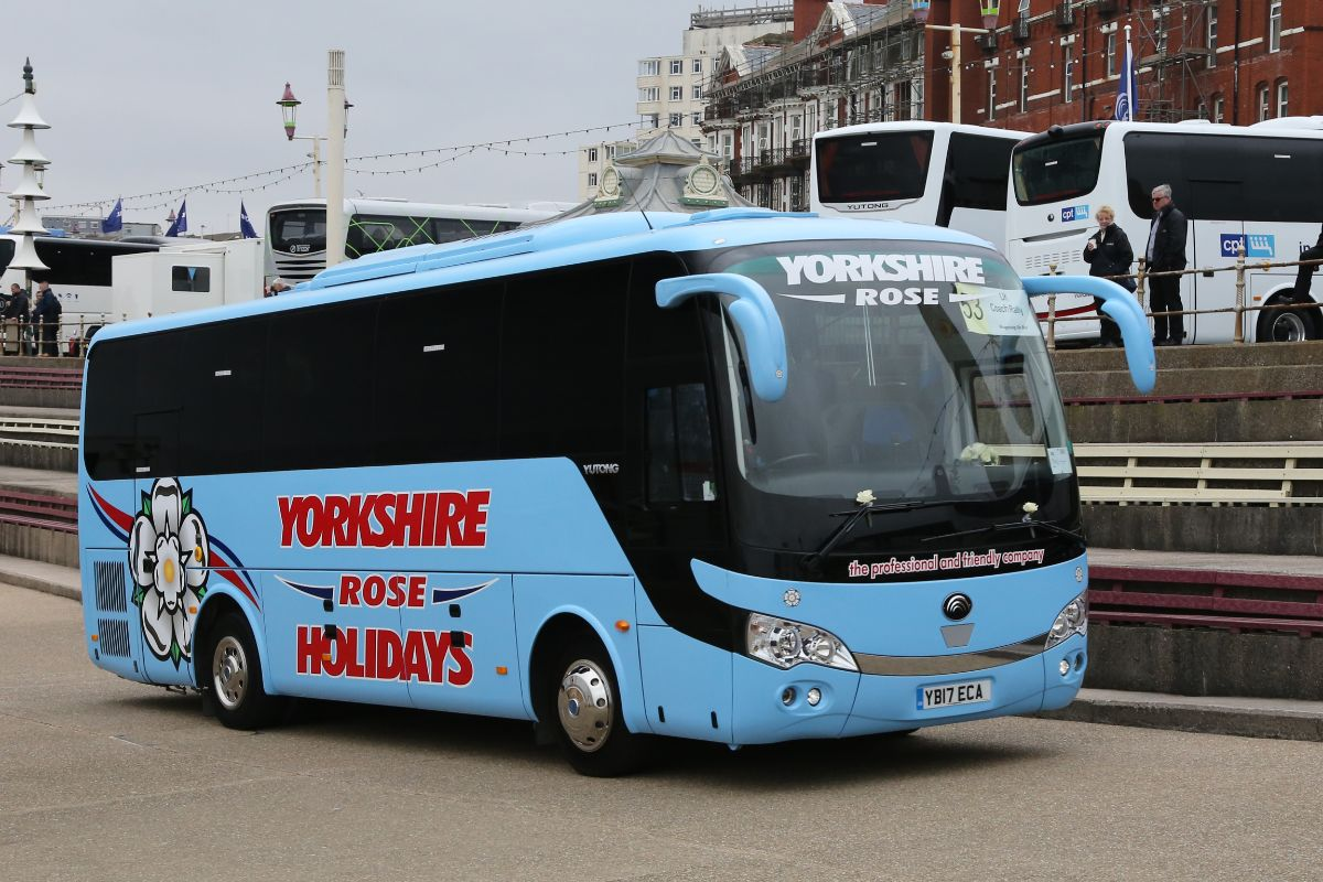 Yutong TC9 - Yorkshire Rose Coaches