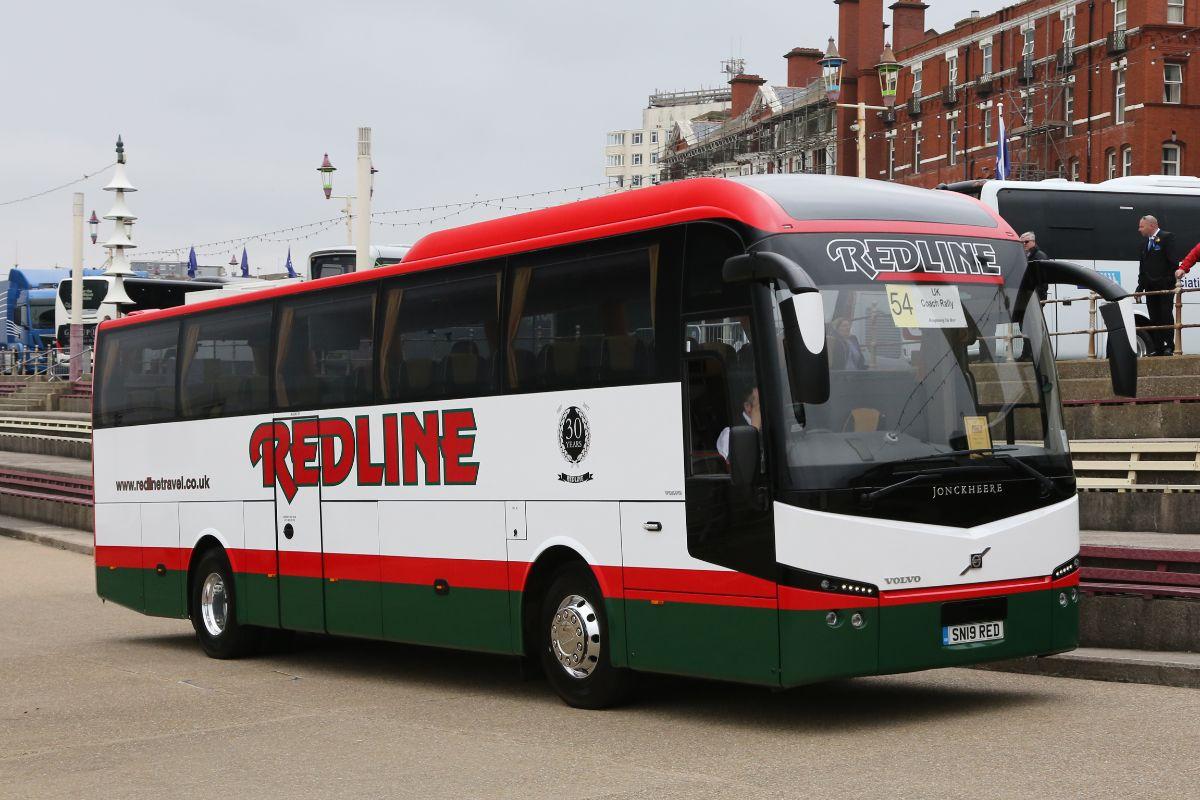 Volvo B11R Jonckheere JHV - Redline