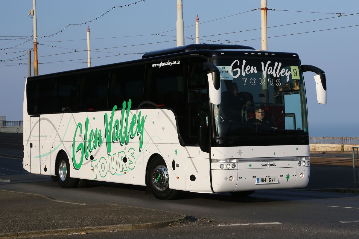 Van Hool Alicron - Glen Valley Tours