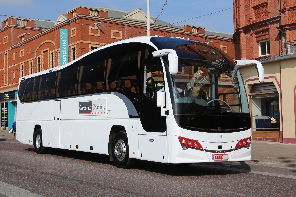 Trade - ADL Elite Volvo B8R