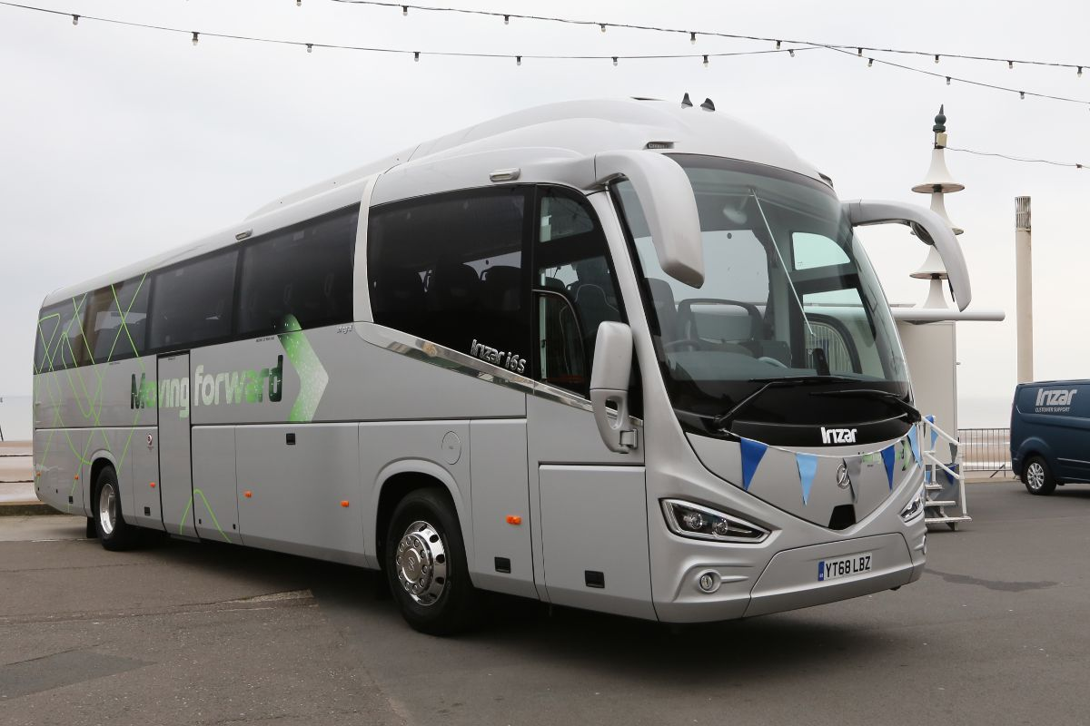 Trade - Irizar i6s - Moving Forward