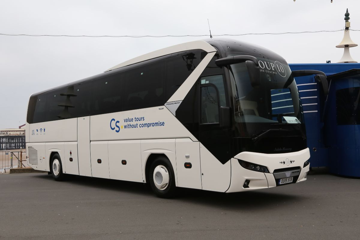 Trade - MAN Neoplan Tourliner - Group 10