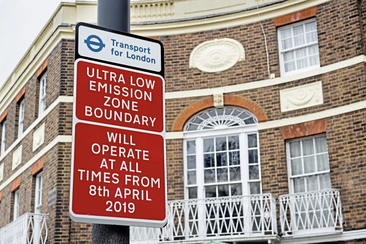 Exclusive! Minibuses could face £100 ULEZ charge