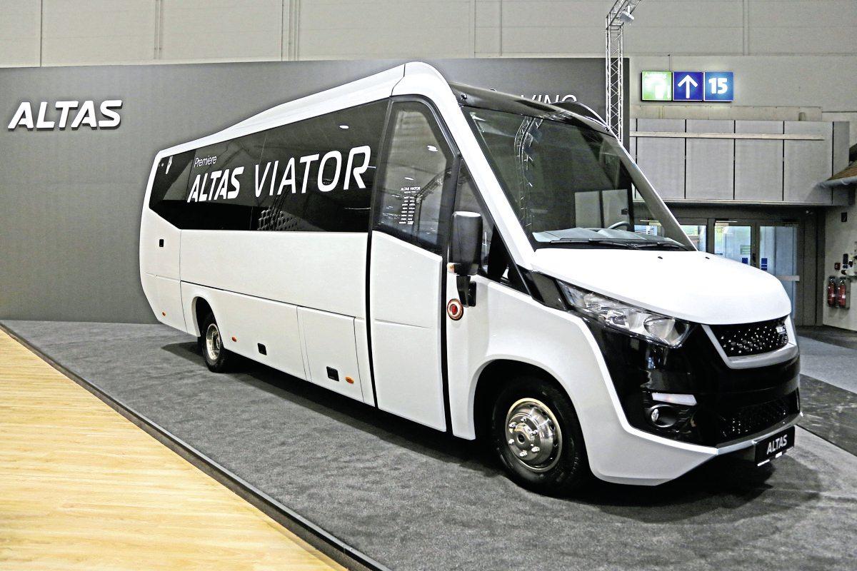 Altas plans UK launch