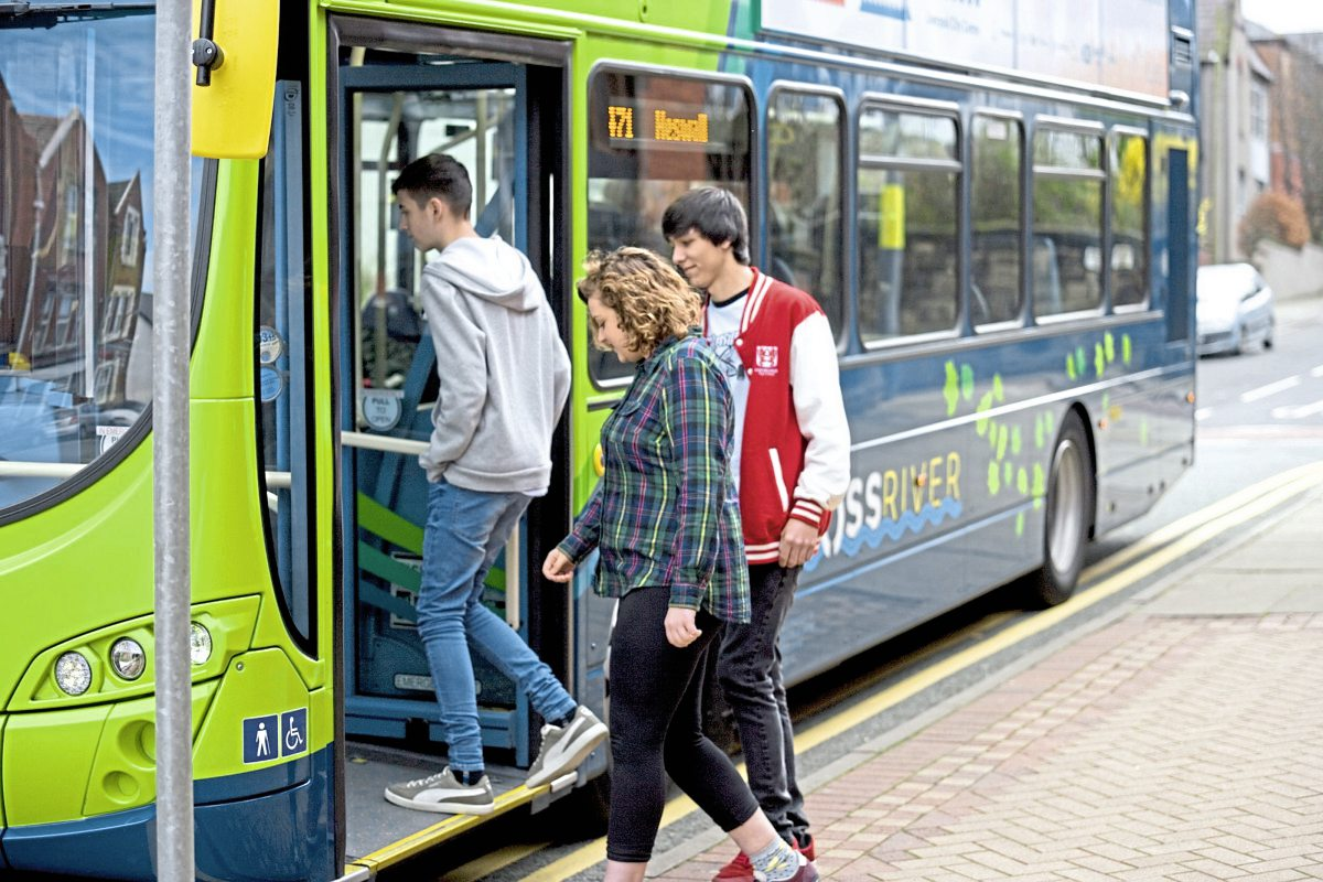 Serve young passengers better, says Transport Focus