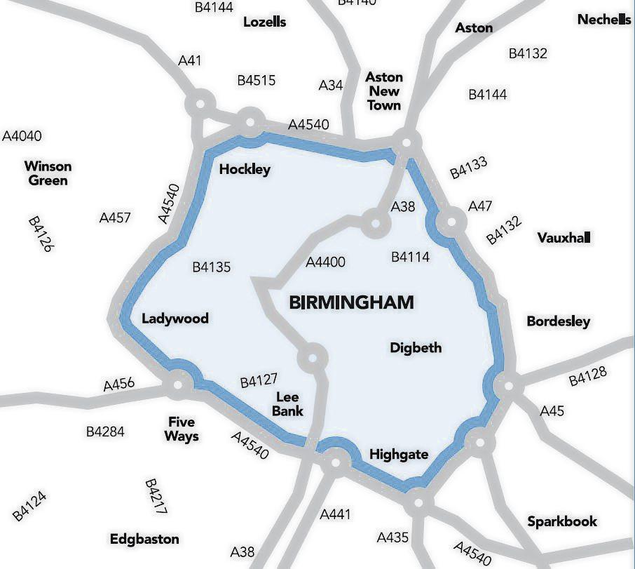 Birmingham CAZ: operators urged to apply for grants