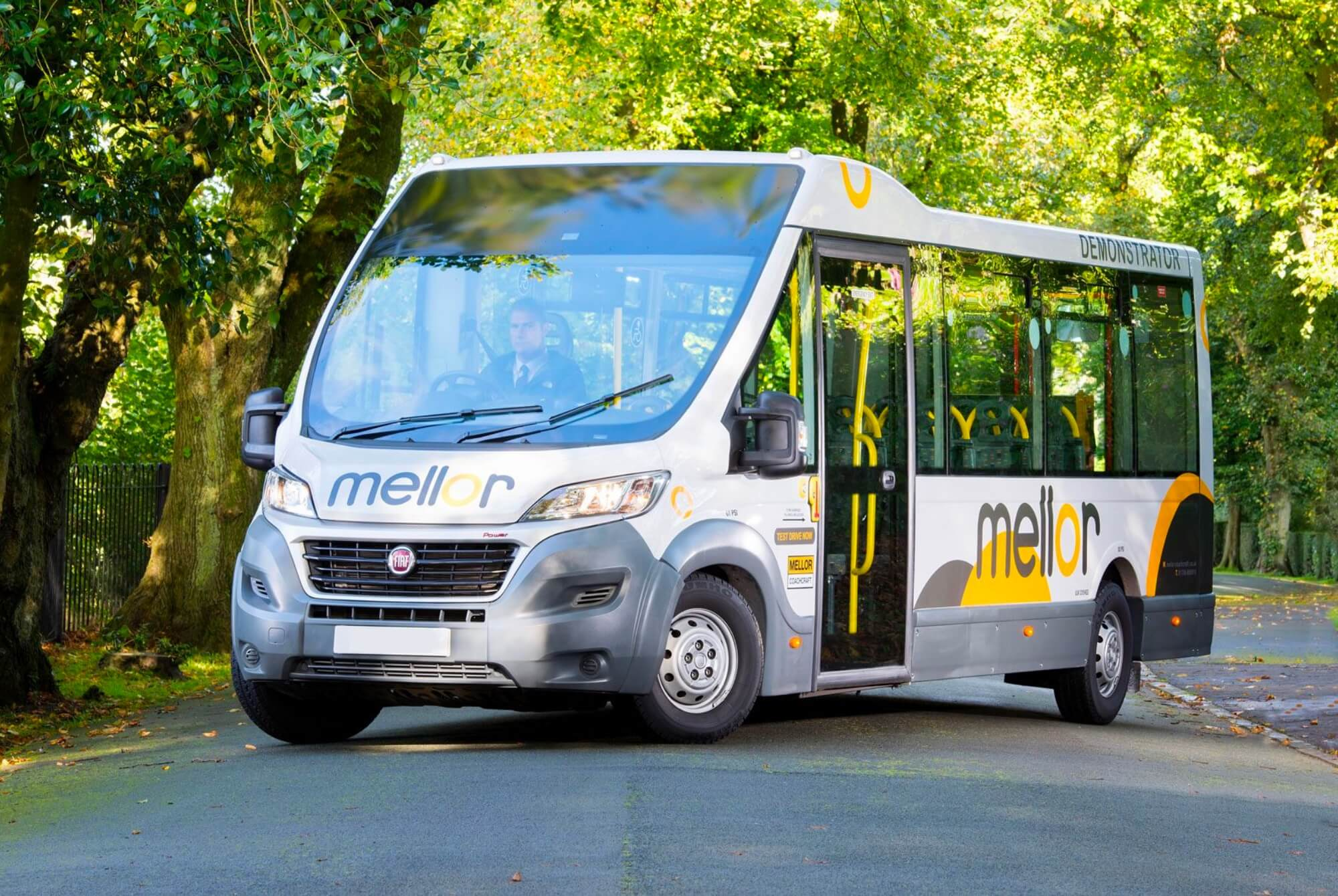 Mistral now offering Mellor accessible buses