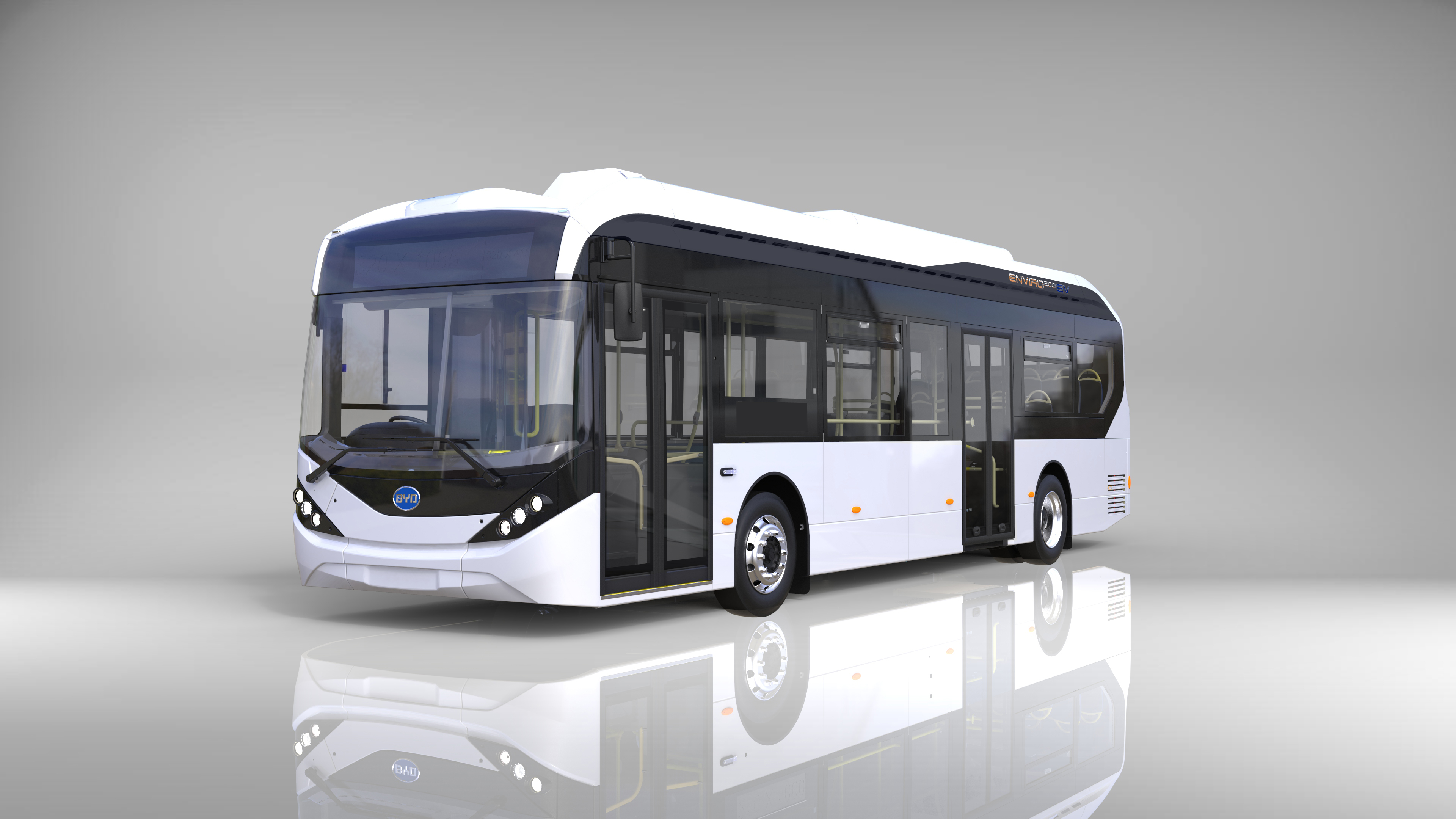 BYD and ADL make electric bus upgrades