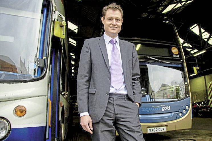 Stagecoach acquires Bristol independent operator