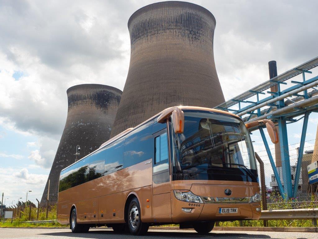 Ember to trailblaze electric coaches