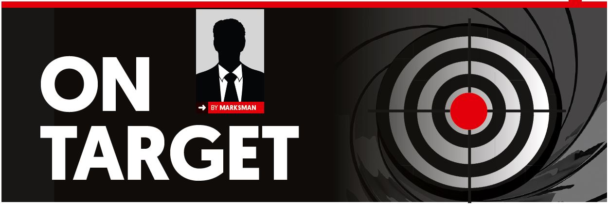 On Target 1 – Don't be a charity