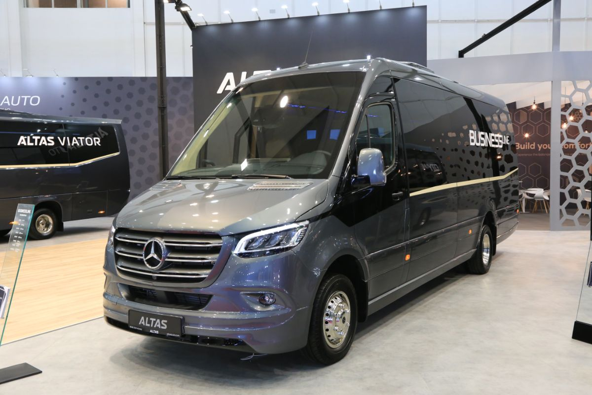 Altas Sprinter Businessline