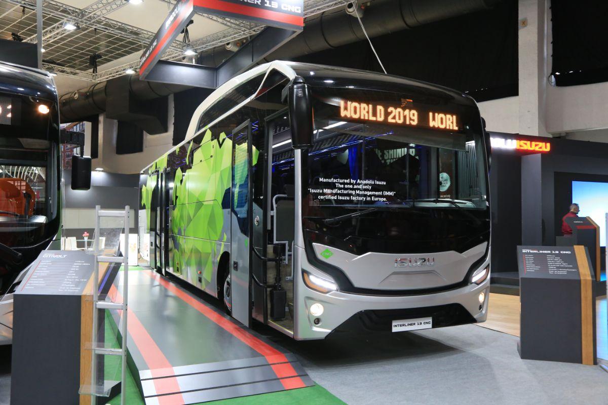 Anadolu Isuzu Interliner 13 CNG