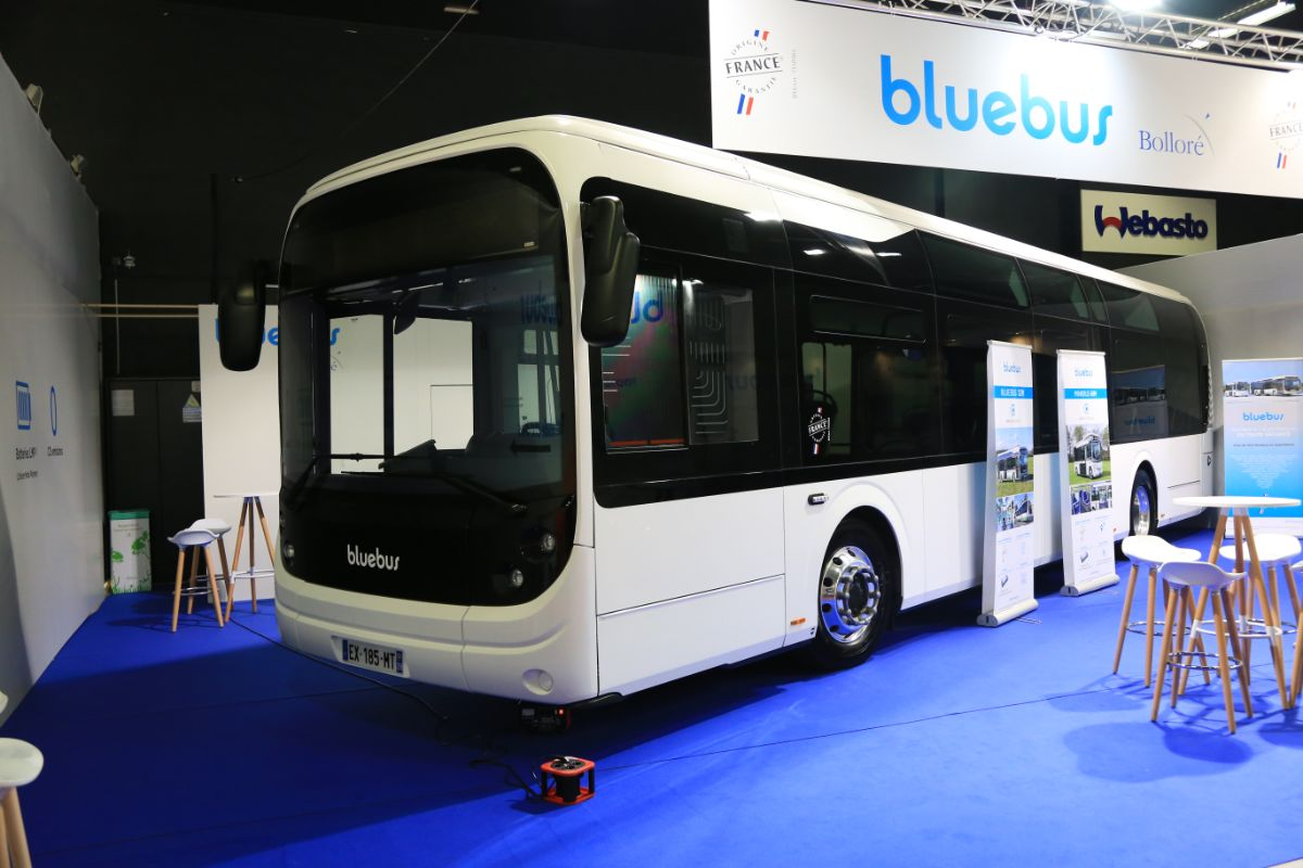 Bollero Bluebus 12m