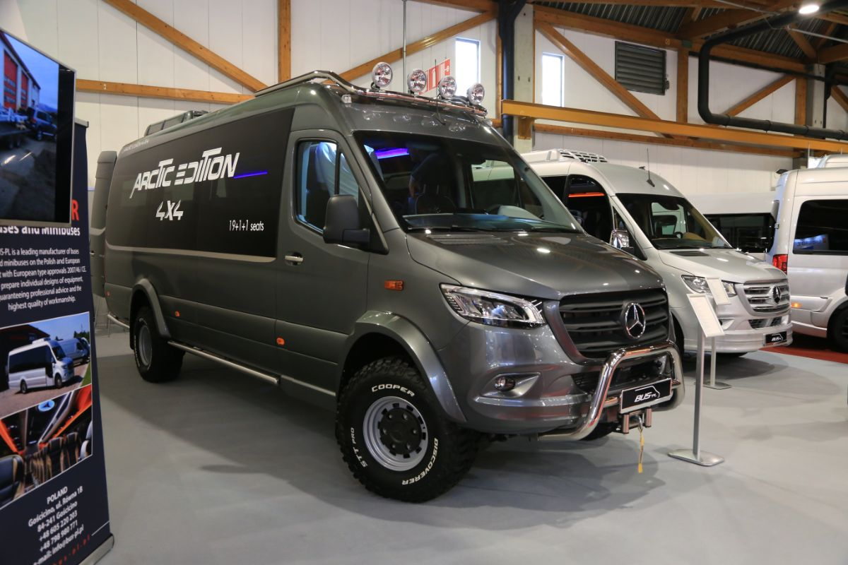 Bus+PL Sprinter 4x4