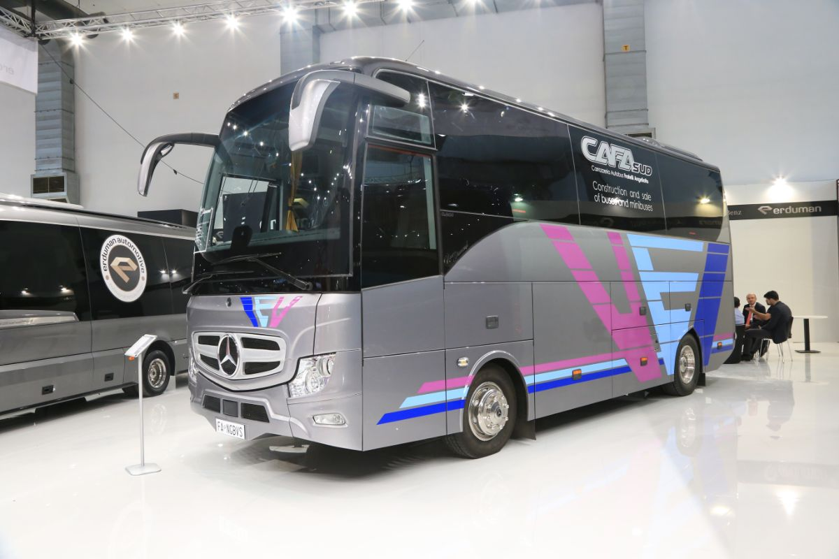 Erduman Atego New Diamond