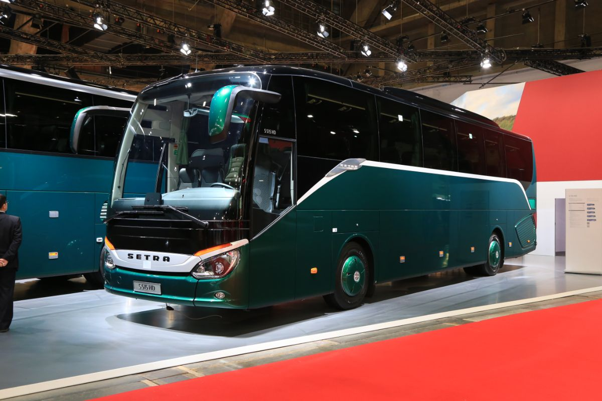Evobus Setra S515HD