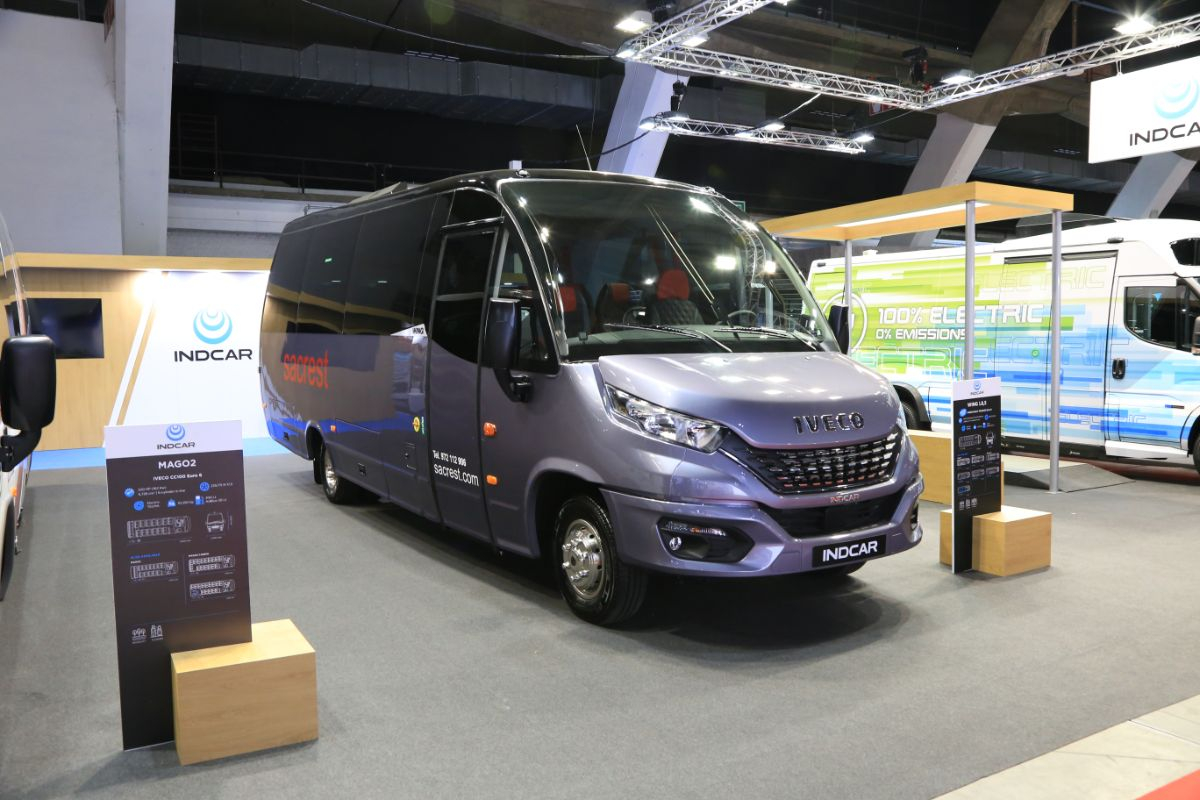 Indcar Iveco Wing