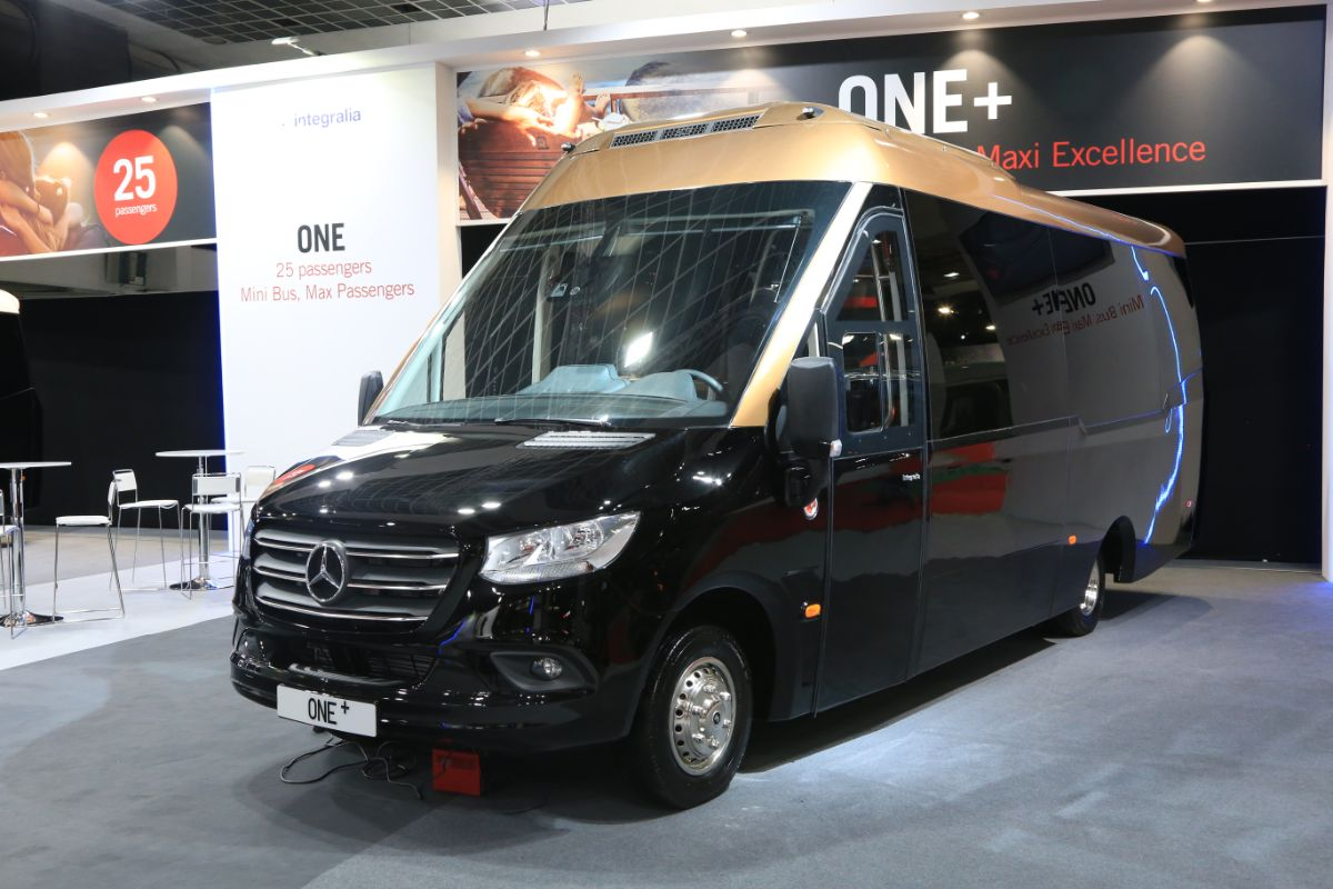 Integralia Sprinter One+