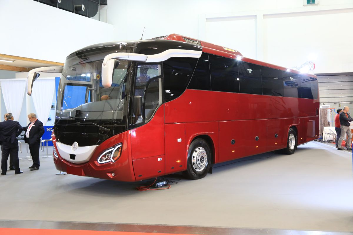 MCV 500 Mercedes-Benz