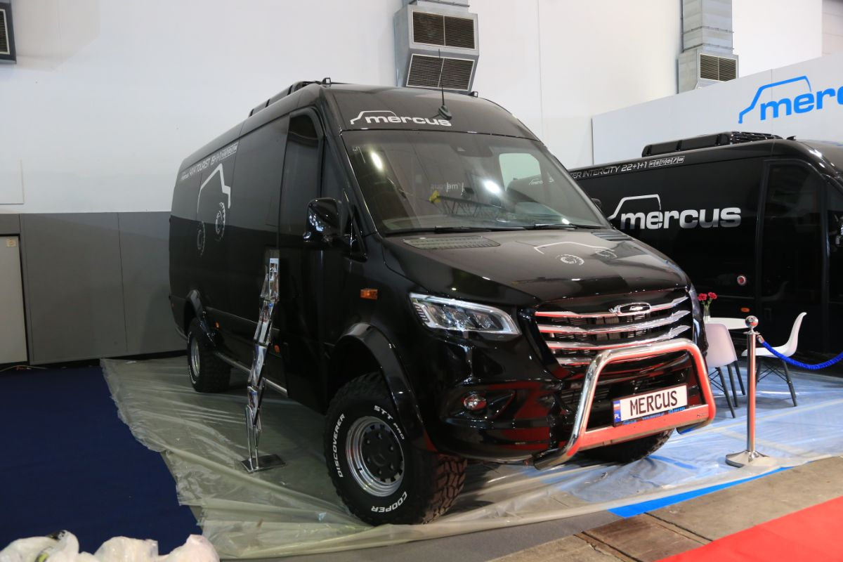 Mercus Sprinter 4x4