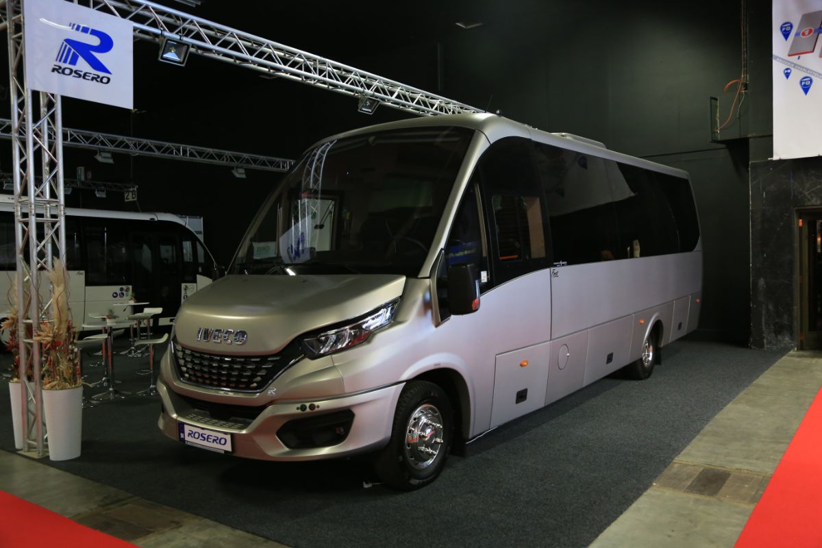 Rosero Iveco First