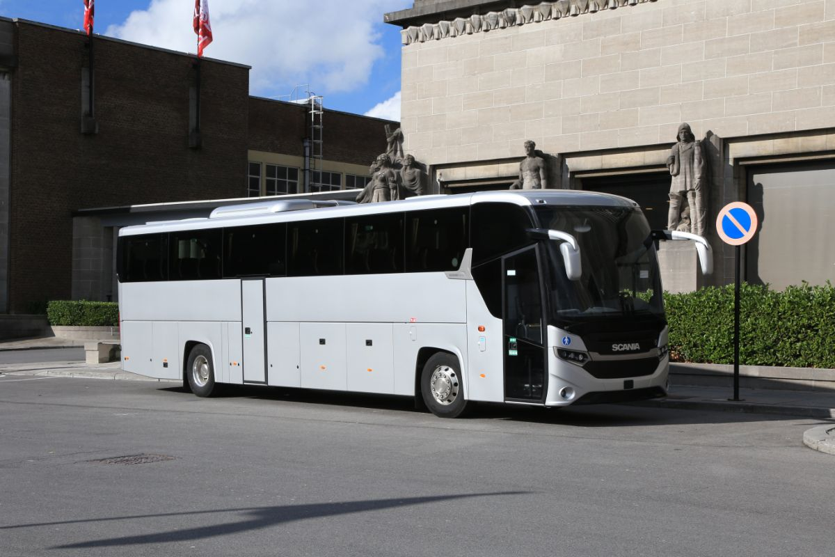 Scania Interlink (outside)